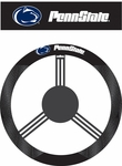 Penn State Nittany Lions Poly-Suede Steering Wheel Cover [58556-FS-BSI]