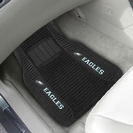 Philadelphia Eagles Deluxe Car Mat 2 Pc 20'' x 27'' [13788-FS-FAN]
