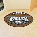 Philadelphia Eagles Football Mat 22'' x 35'' [5819-FS-FAN]