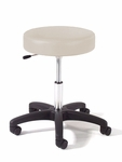 960 Series Physician Stool with Black Composite Base [961-FS-INT]