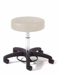 980 Series Physician Stool with Foot Ring [981-FS-INT]