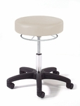 990 Series Physician Stool with Black Composite Base [991-FS-INT]