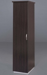 Pimlico Left Single Wardrobe - Mocha [7020-01-FS-DMI]