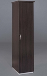Pimlico Right Single Wardrobe - Mocha [7020-02-FS-DMI]