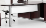 Pimlico Workstation Peninsula Extension - Mocha [7020-620FG-FS-DMI]