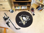 Pittsburgh Penguins Mascot Puck Mat [10273-FS-FAN]