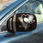 Pittsburgh Penguins Small Mirror Covers - Set of 2 [12483-FS-FAN]