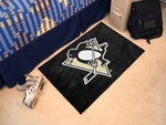 Pittsburgh Penguins Starter Rug,19'' x 30'' [10272-FS-FAN]