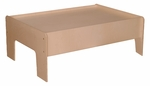 American Made Baltic Birch 49''W x 36''D Child's Play Table - Unfinished [041-UNF-FS-LC]