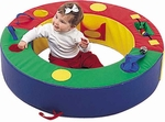 Multicolor Soft Play Ring [CF321-955-FS-CHF]