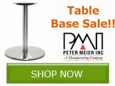 PMI Table Base Sale!! Save Now!!