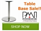 PMI Table Base Sale!! Save by