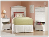 Pogo Bed Bedroom Collection - Sauder