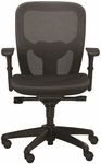 Polo Task Chair with Contoured Mesh Back [PL7902-FS-VALO]