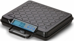 Steel Portable Bench Scale with Built in Handle and LED Display - 100 lb Capacity [GP100-SALB]