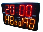 Portable Wireless Remote Scoreboard [SC900-FS-BIS]