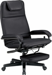 Barrister Executive Recliner - Black [680-701-FS-MFO]