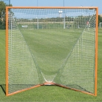 84''D X 72''W Powder Coated Steel Tubing Practice Lacrosse Goal - Orange [LACPRAGL-FS-AC]