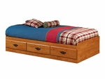 Prairie Collection Twin Size Mates Bed [3232080-FS-SS]