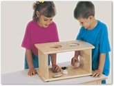 Preschool Science Tables and Equipment