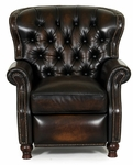 Presidential II Power Recliner with Stetson Coffee [9-4148-STETSON-COFFEE-FS-BAR]
