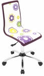 Printed Daisy Office Chair [OFC-TM-PDSY-PR-FS-LUMI]