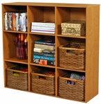 Project Center Bookcase [1143-FS-VH]