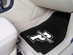 Providence College 2-piece Carpeted Car Mats 18'' x 27'' [5301-FS-FAN]