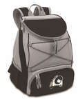 PTX Backpack Cooler - Black- Virginia Commonwealth University Digital Print [633-00-175-954-0-FS-PNT]