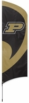 Purdue Boilermakers Tall Team Flag w/ Pole [TTPU-FS-PAI]