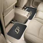 Purdue University Backseat Utility Mat 2 Pc 14'' x 17'' [12269-FS-FAN]