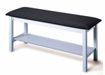 Quality Line Treatment Table with Storage Shelf - 30''W X 72''L X 31''H [HAU-4024-030-FS-HAUS]