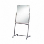 Quartet Total Erase Reversible Mobile Easel [QRT300TE-FS-SP]