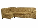 Queen Sleeper Sectional - Grade 2 [1302-1304S-GRADE2-ACF]