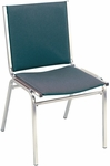 Quick Ship 400 Series 1'' Seat Armless Stack Chair [410-QS-IFK]