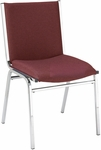 Quick Ship 400 Series 2'' Seat Armless Stack Chair [420-QS-IFK]