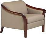 Quick Ship 9100 Series Lounge Chair [9131-FS-HPF]