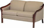 Quick Ship 9100 Series Loveseat [9132-FS-HPF]