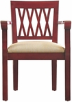 Quick Ship Accent Lattice Back Guest Chair [693-FS-HPF]