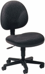 Quick Ship Cheetah Armless Task Chair [500-FS-HPF]