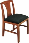Quick Ship Contempo Armless Chair [9400-FS-HPF]