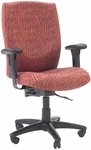 Quick Ship Cougar Executive Chair [621-FS-HPF]
