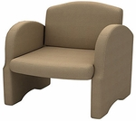 Quick Ship High Street 500 lb. Capacity Bariatric Lounge Chair [850-30-FS-HPF]