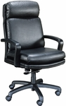 Quick Ship Leader Executive Chair with Spider Base [101-FS-HPF]