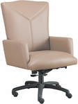 Quick Ship Leader Executive Y Stitch Designed Chair with Spider Base [161-FS-HPF]