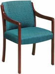 Quick Ship Open Arm Guest Chair [9118-FS-HPF]