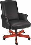 Quick Ship Value Traditional Executive Swivel Chair [2177-FS-HPF]