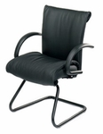 QuickShip Fortune Guest Chair with Arms [QSFN32-FS-UC]