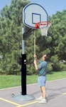 Quik-Change Adjustable/Portable Outdoor Basketball Goal [BA801-BIS]