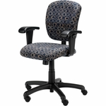 Radar® Task Chair with Integrated Lumbar Support [RD5-FS-UC]